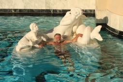 Hearst Castle Neptune Pool