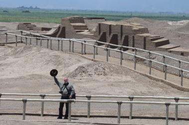 Museo de Cao, Peru