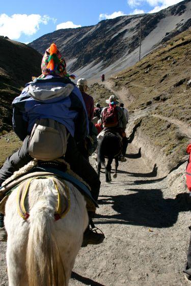 Qoyllur Rit'i Pilgrimage, Peru