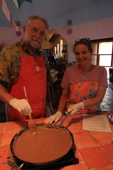 Cooking School, Mexico